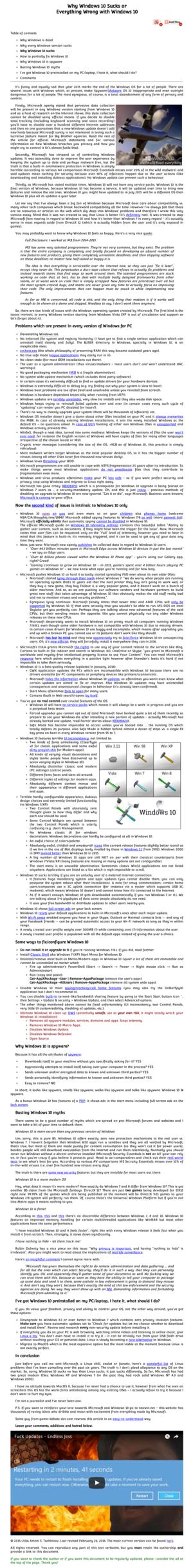 Windows 10 - InstallGentoo Wiki